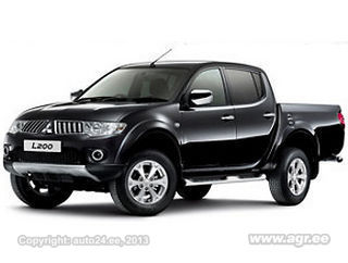 Mitsubishi L200 DC Intense Plus MT 2.5 131kW
